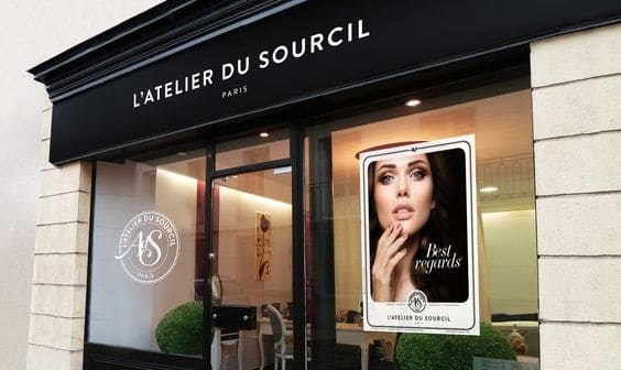 atelier du sourcil paris