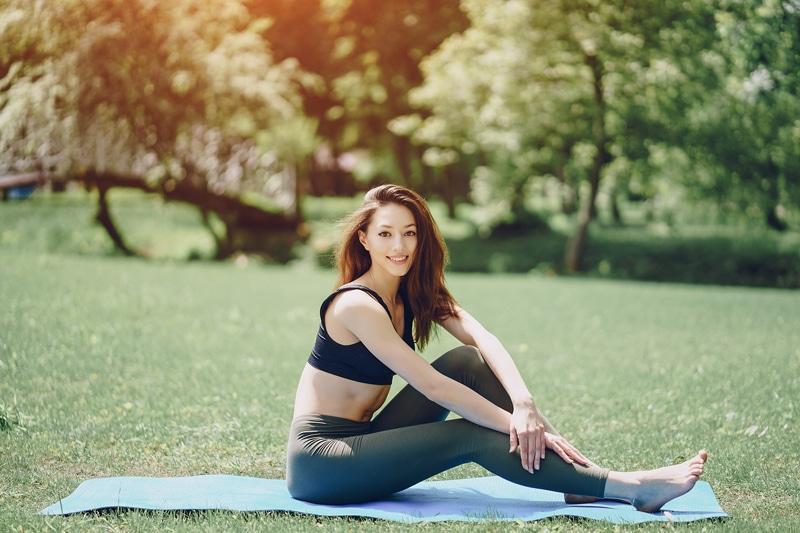 perdre du ventre en faisant du yoga