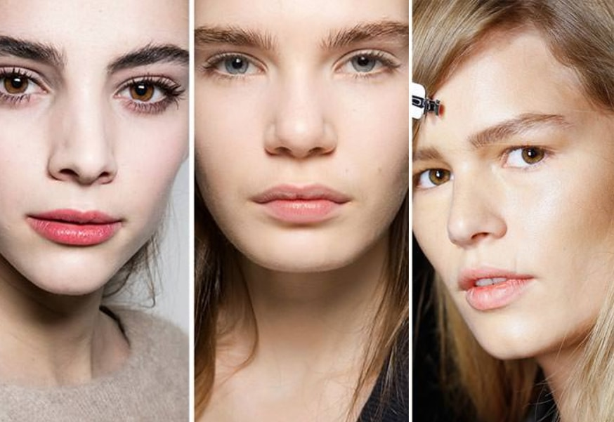 tendance du maquillage 2018 2019 le maquillage nude