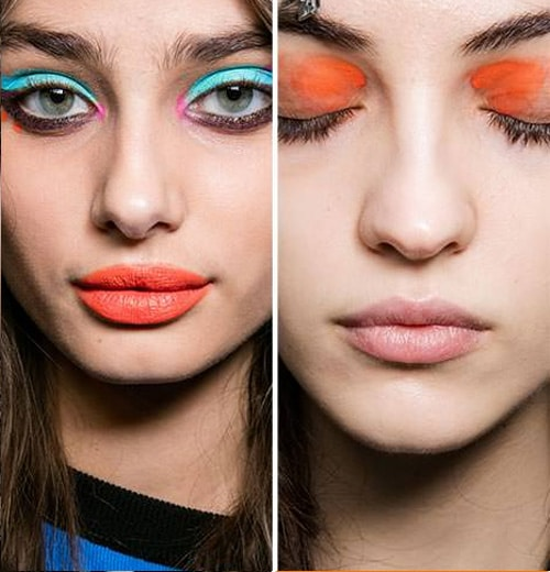 tendance-maquillage-2018-2019-couleur-pop-fendi