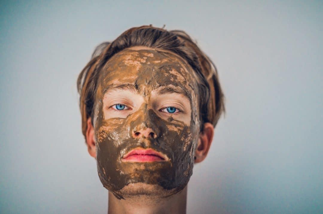 masque argile desincrustant pores pour sebum de la zone t