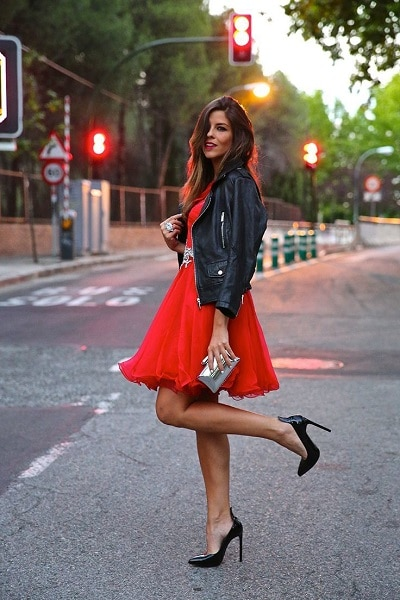 veste-robe-rouge
