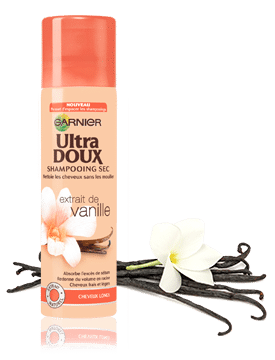 shampoing-sec-garnier-vanille