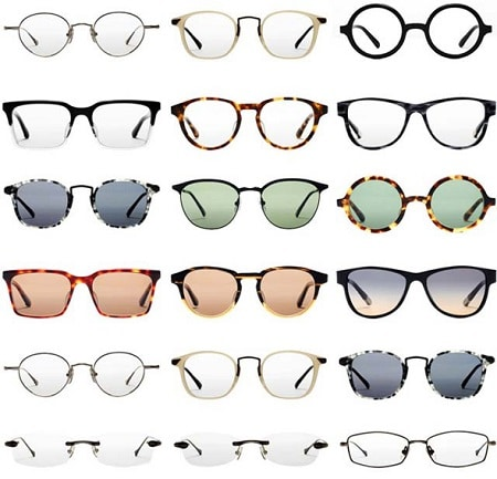 Choisir ses lunettes en fonction de sa forme de visage