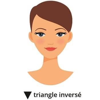 visage-triangle-inversé