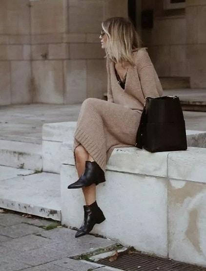 robe-pull-longue