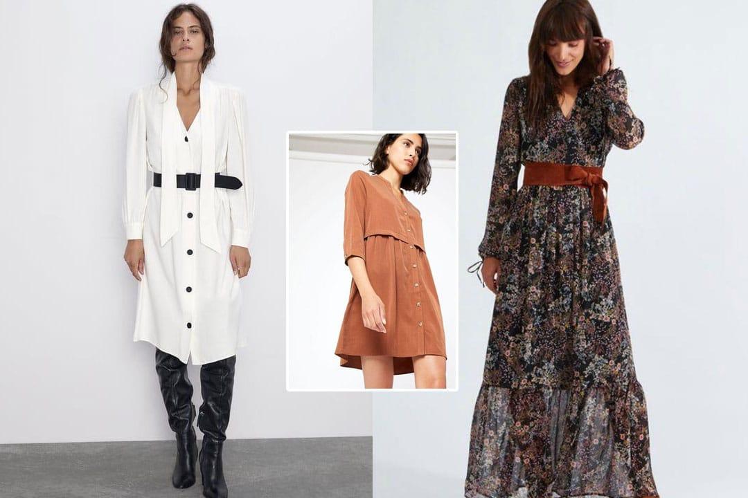 conseils pour choisir une robe chemise tendance
