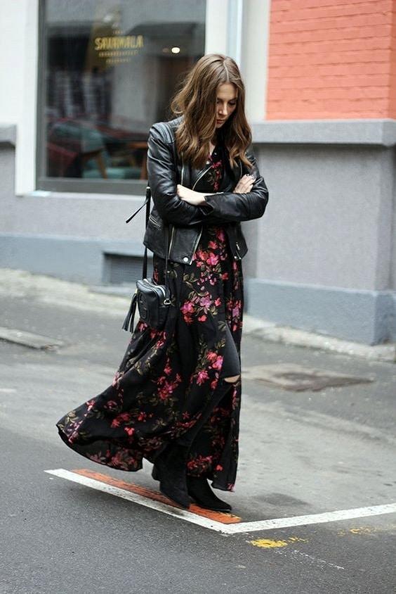 robe-fleurie-longue