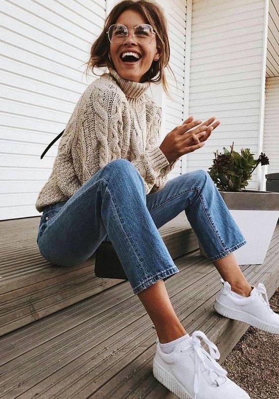 comfy look avec jean