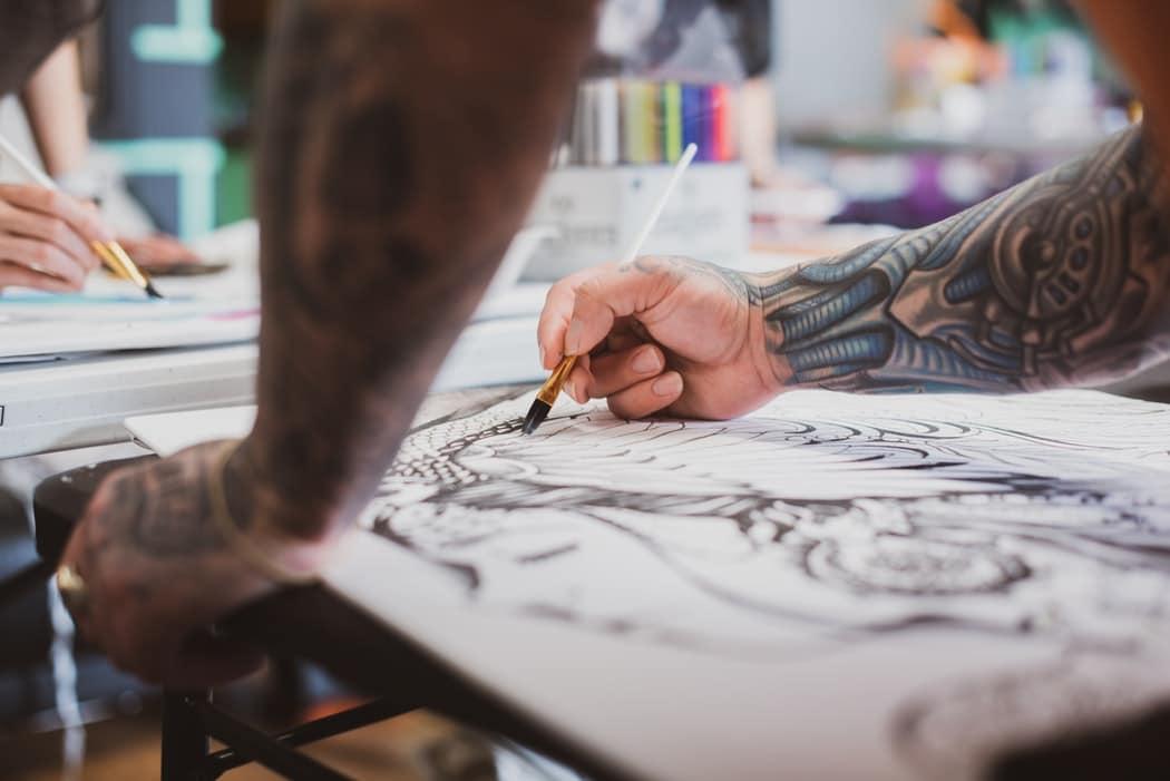 10 idées de tatouages sur la cuisse pour femme
