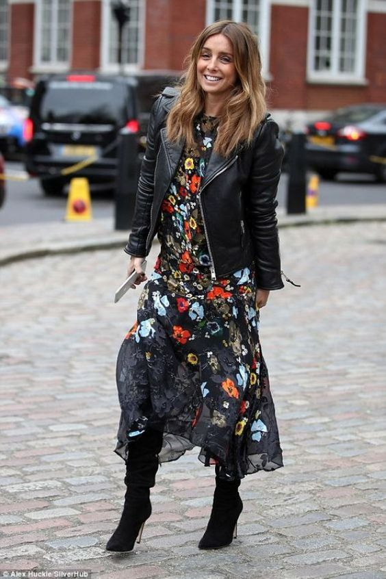 style-robe-fleurie