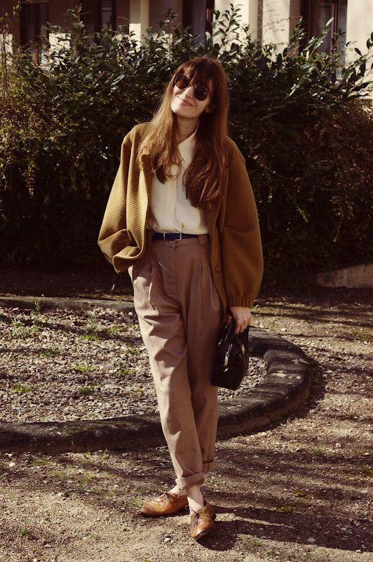 pantalon-carotte-vintage