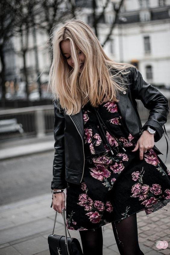 robe-fleurie-style-rock