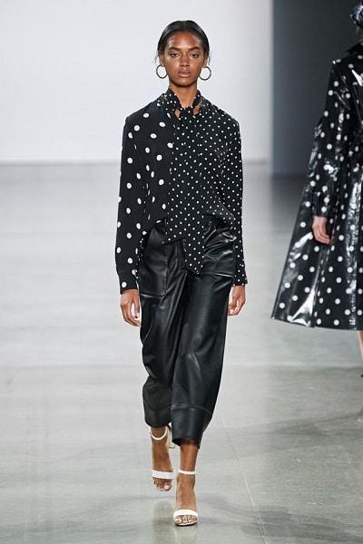 blouse-a-pois