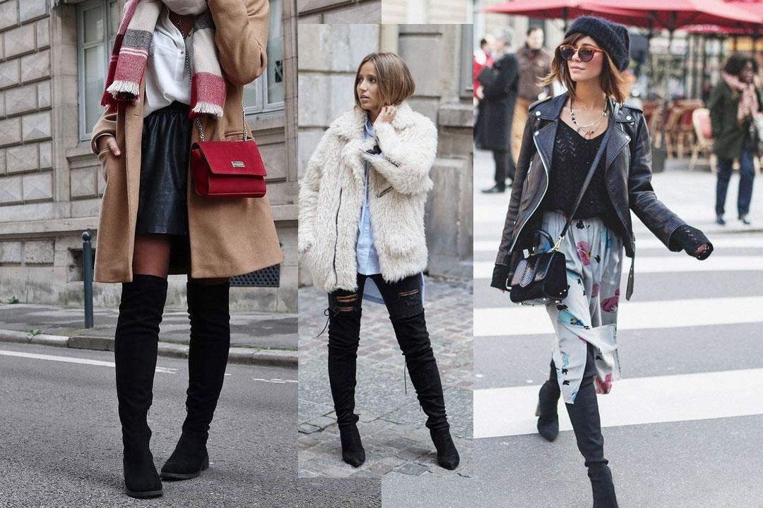 8 astuces pour porter les cuissardes avec style