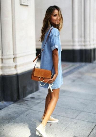 robe-jean-été