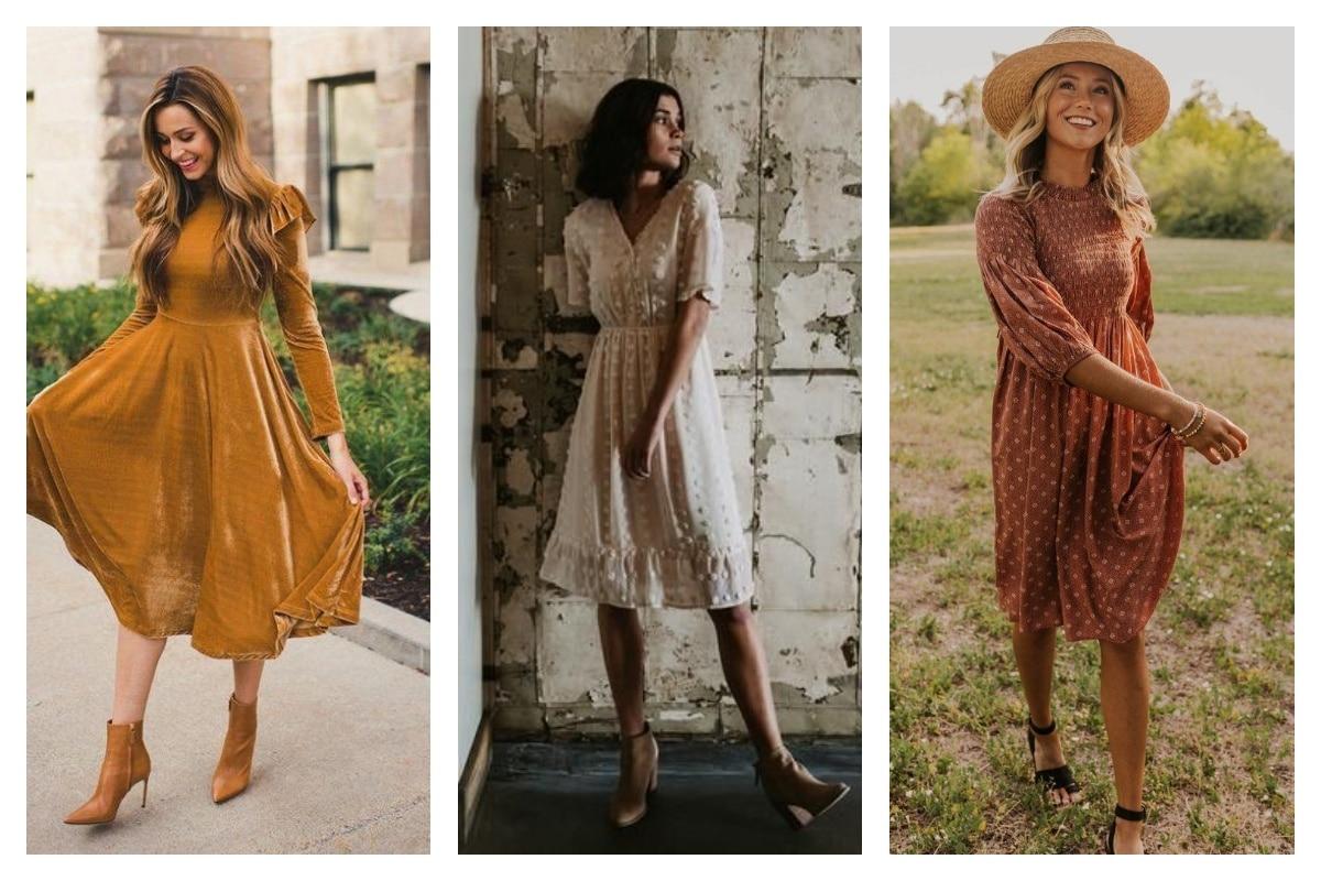 Comment-porter-une-robe-empire