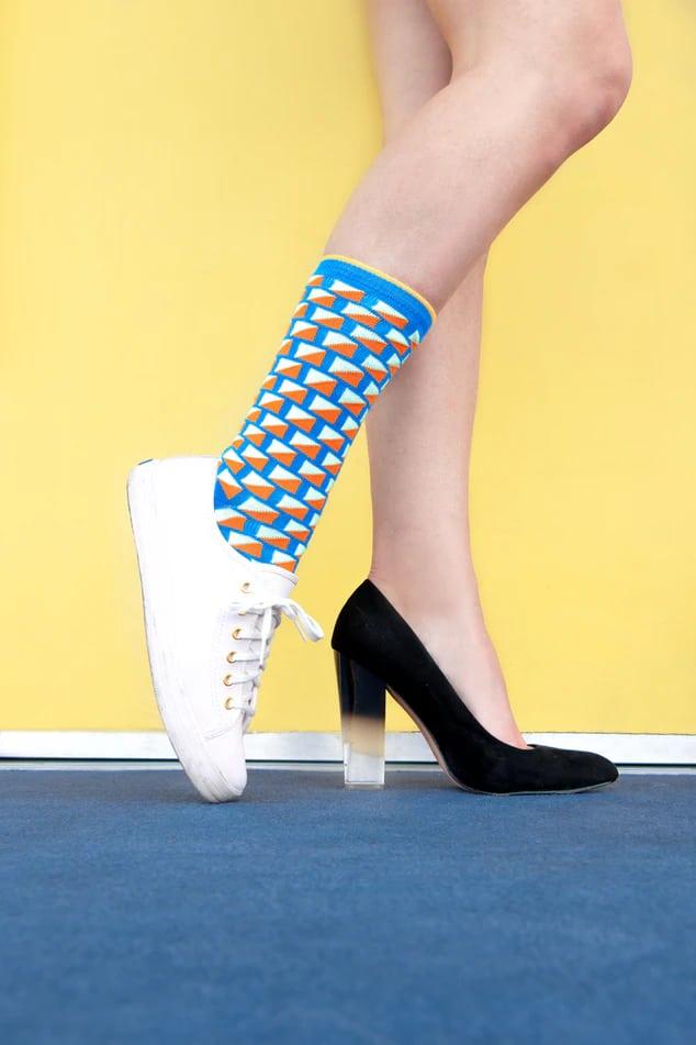 chaussettes tendances et mode