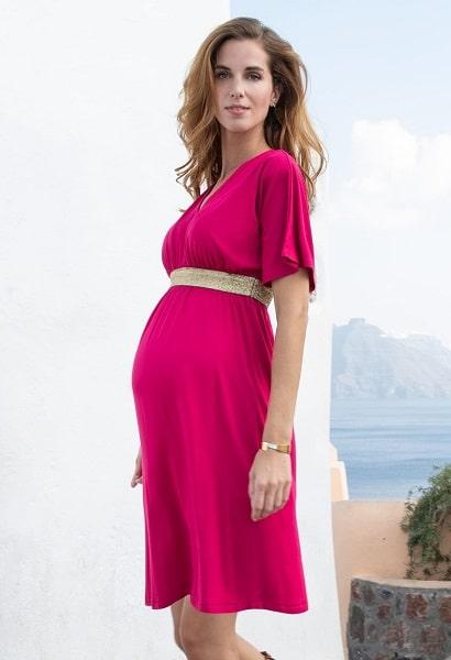 robe-empire-grossesse