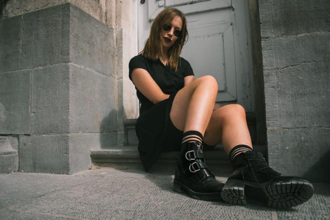 la chaussette accessoire mode tendance