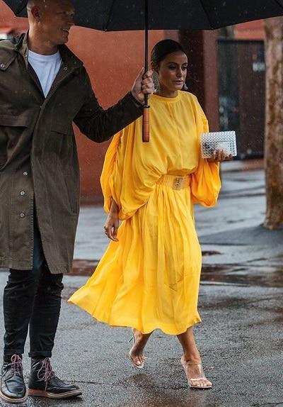 robe-jaune-longue