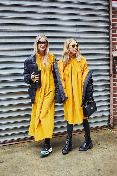 hiver-robe-jaune