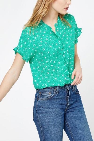 blouse-imprimé