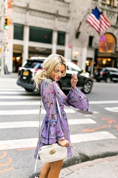 robe-violette-lilas