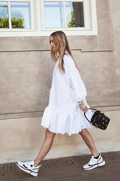 robe-blanche-baskets