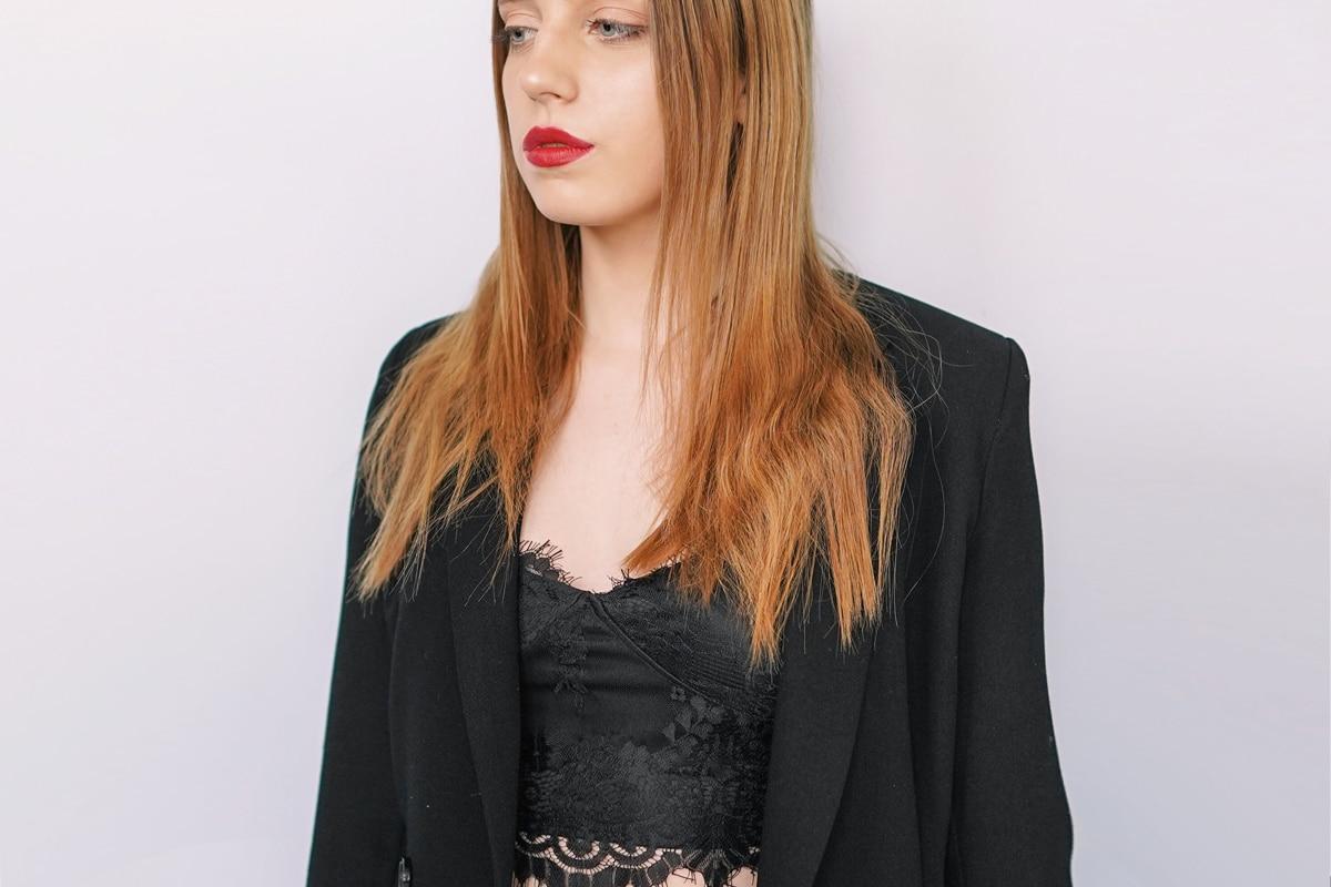 comment porter le blazer femme pour etre tendance