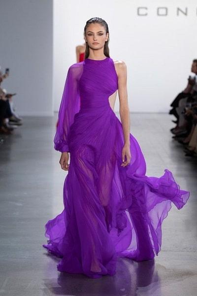 robe-mode-violette
