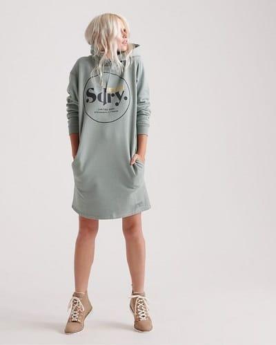 robe-t-shirt-capuche