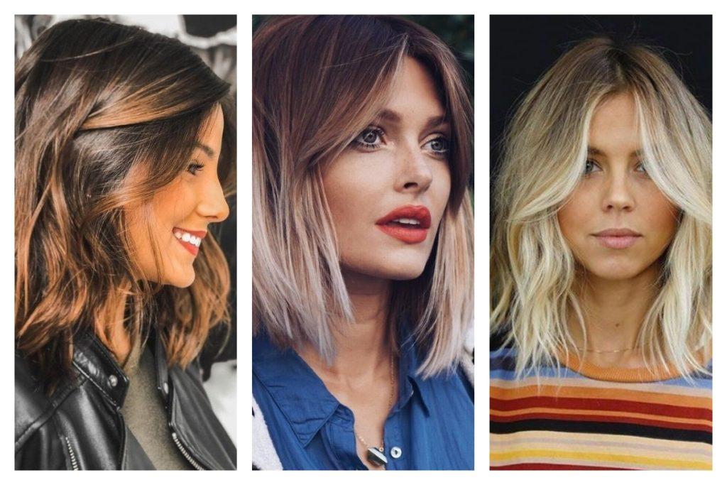 Tendance Coiffure Les Cheveux Mi Longs