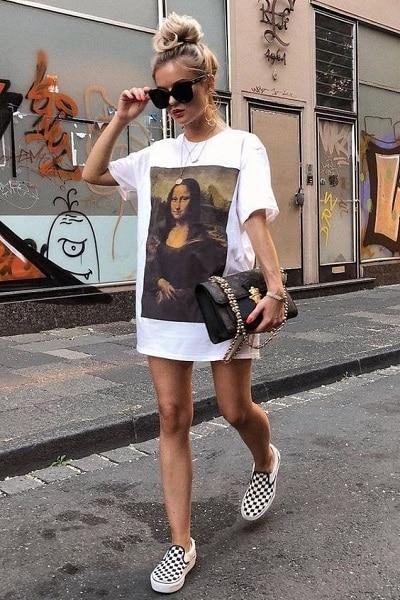 robe-t-shirt-ville