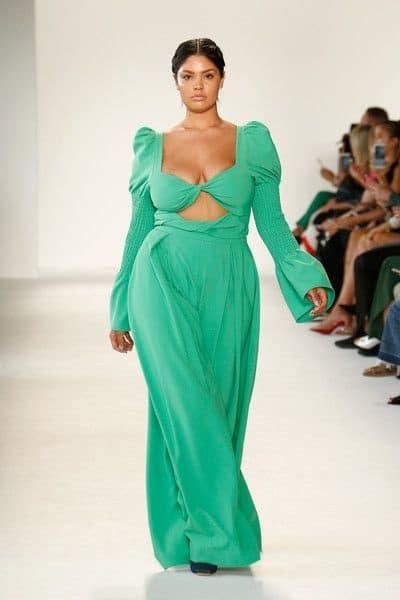 femme-ronde-robe