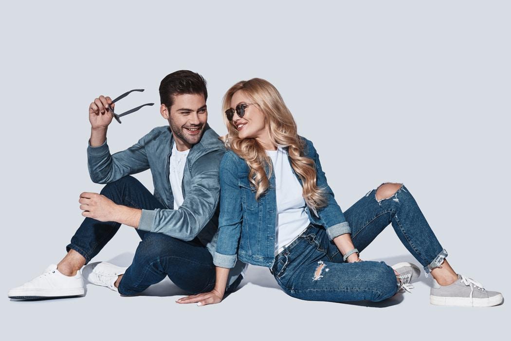 Comment choisir des jeans pour son homme coupe slim