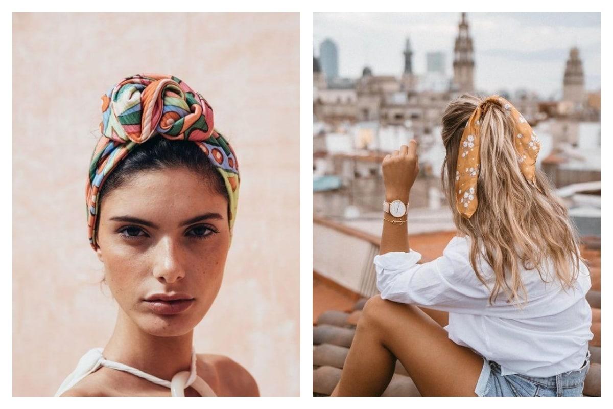 Le-foulard-cheveux-l-accessoire-tendance-du- moment