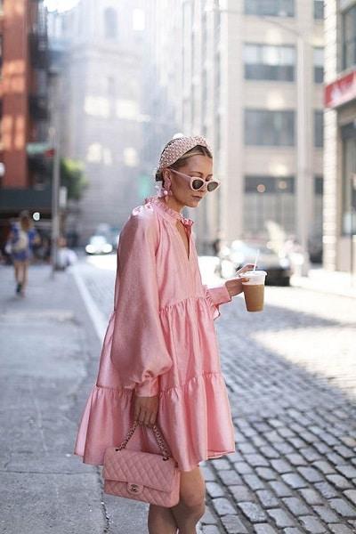 robe-rose