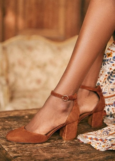 chaussures-babies-daim
