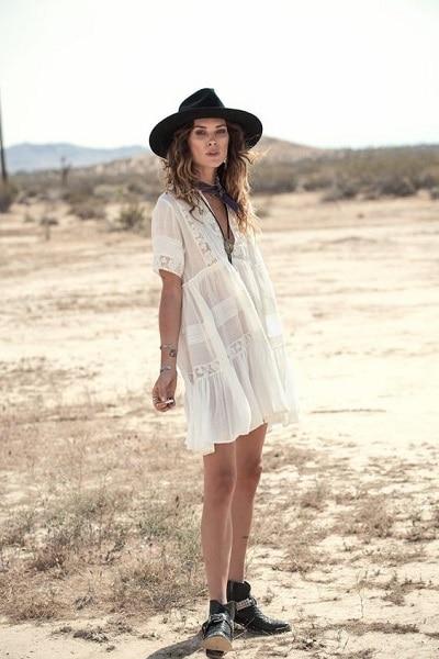 blanche-robe