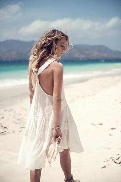 robe-blanche-courte