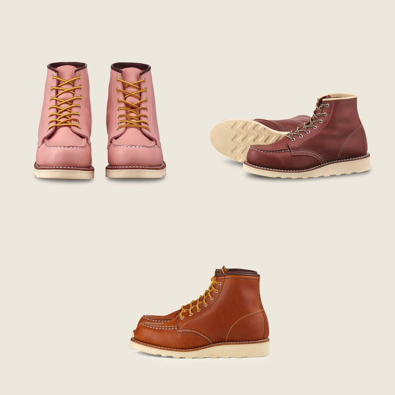 Les chaussures Red Wing Shoes