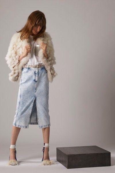 jupe-jean-longue-claire
