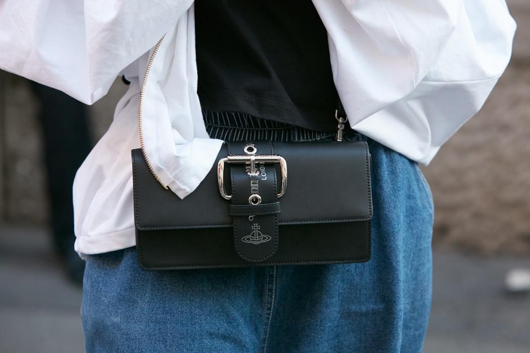comment porter sac bandouiliere
