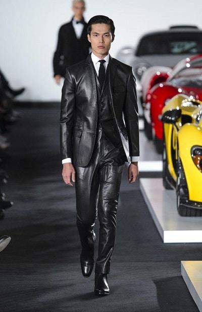 pantalon-homme-cuir