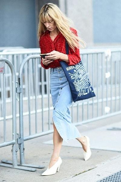 porter-jupe-jean-claire