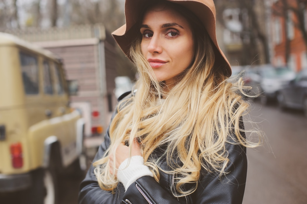 chapeau hiver femme tendance