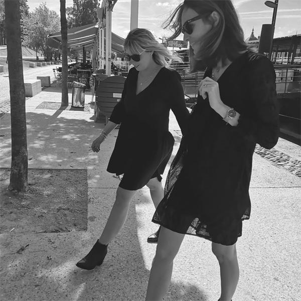 Janis et Suzanne
