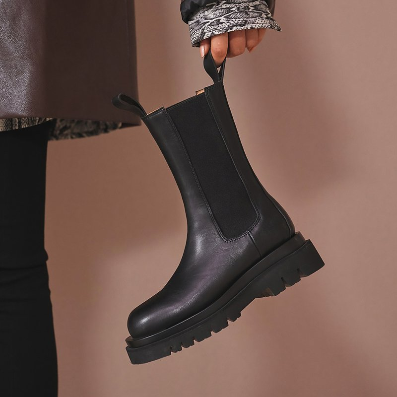 chunky boots chiko