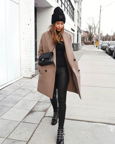 legging en hiver